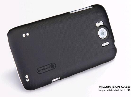 Ốp lưng cho HTC Sensation XL Nillkin 1