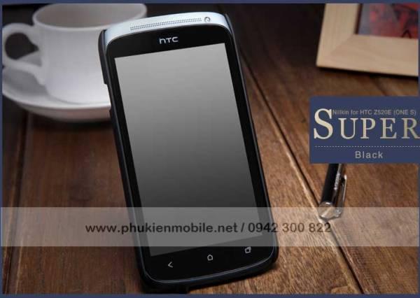 Ốp lưng cho HTC One S Nillkin 2