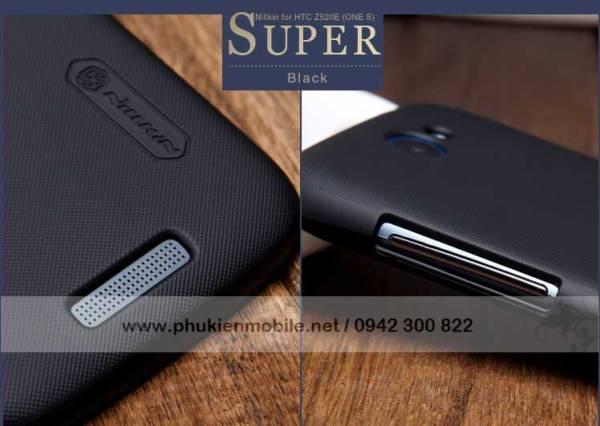 Ốp lưng cho HTC One S Nillkin 3
