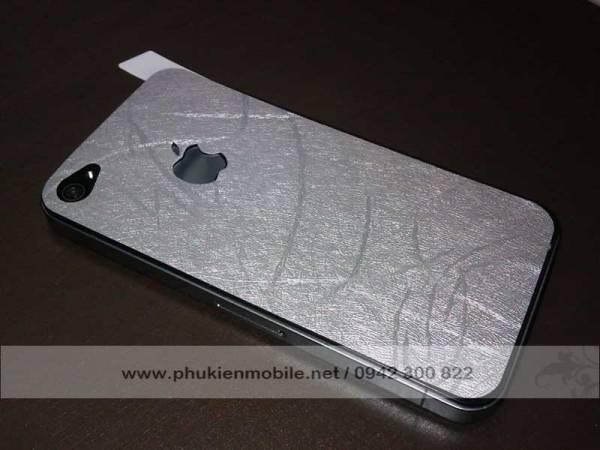 Miếng dán lưng thời trang cho iPhone 4 / 4S 1