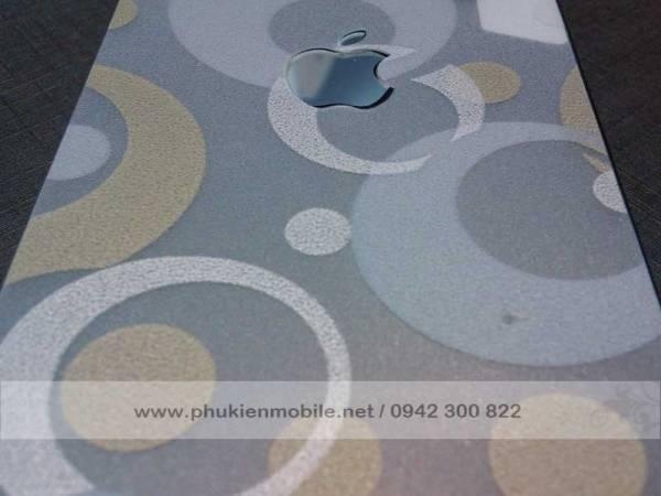 Miếng dán lưng thời trang cho iPhone 4 / 4S 8