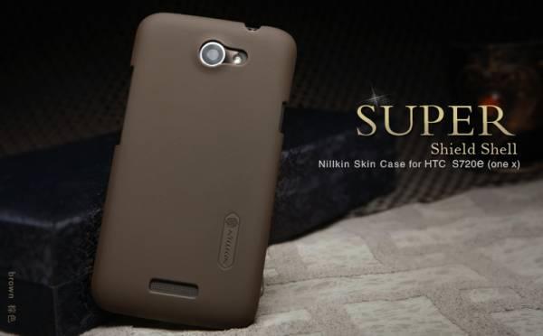 Ốp lưng HTC One X Nillkin 4