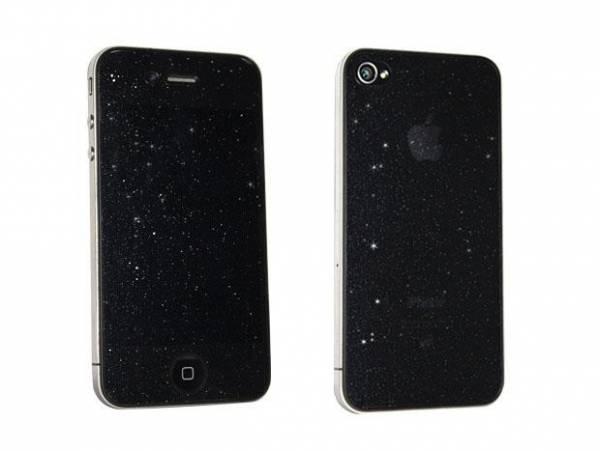 Miếng dán kim cương iPhone 4 / 4S Diamond 1