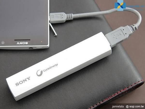 Pin mở rộng Sony CP-ELS chính hãng 1