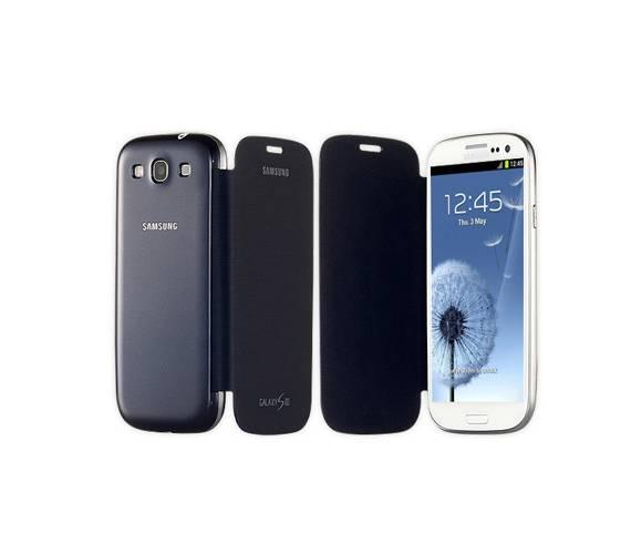 Bao da Samsung Galaxy S3 i9300 Flip Cover chính hãng 1