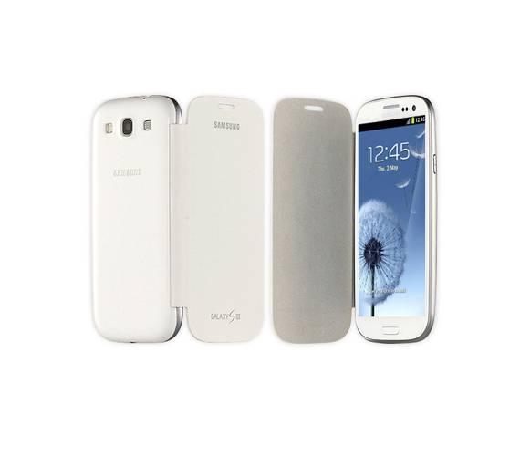 Bao da Samsung Galaxy S3 i9300 Flip Cover chính hãng 2