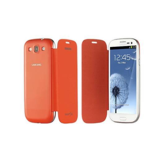 Bao da Samsung Galaxy S3 i9300 Flip Cover chính hãng 3