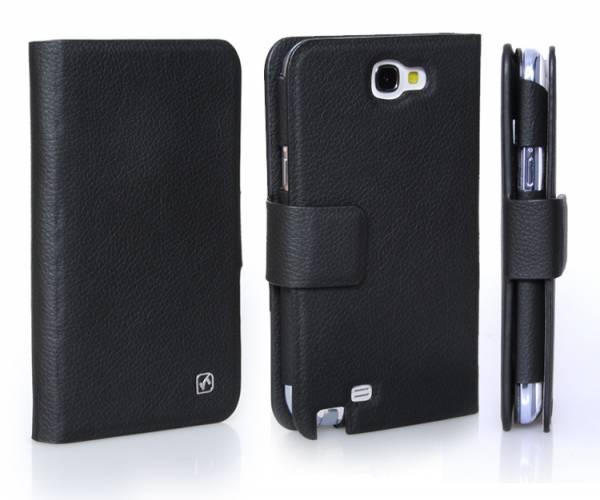 Bao da Samsung Galaxy Note 2 N7100 Hoco 2
