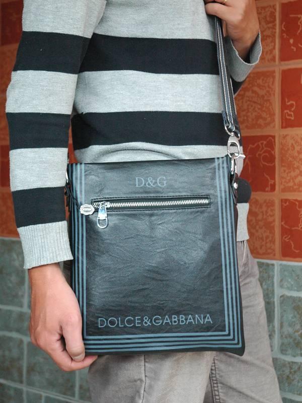 Túi xách da đựng iPad Dolce Gabbana - Kiểu 2 1