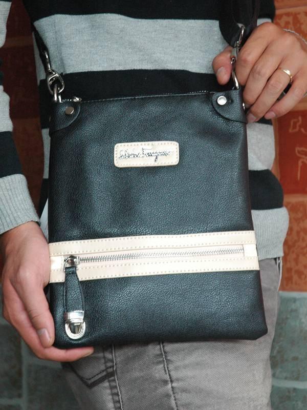 Túi xách da đựng iPad Salvatore Ferragamo - Kiểu 6 1