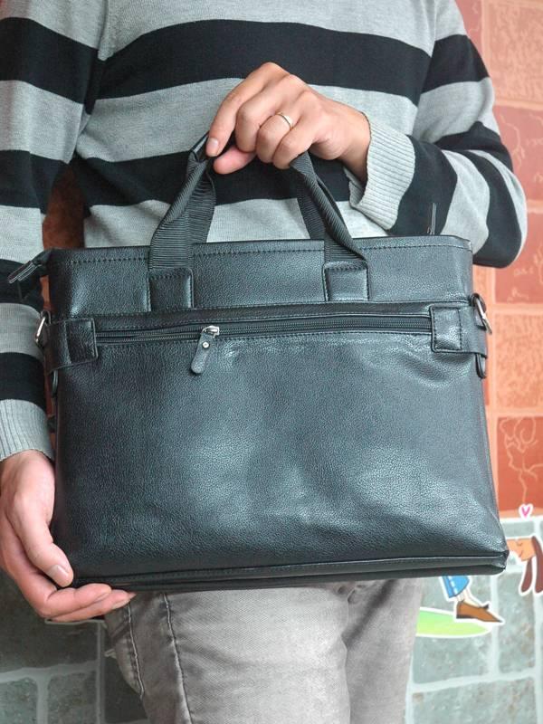 Túi xách da đựng iPad Giorgio Armani - Kiểu 3 2