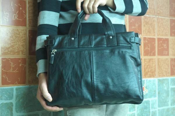Túi xách da đựng iPad Mont Blanc - Kiểu 11 2