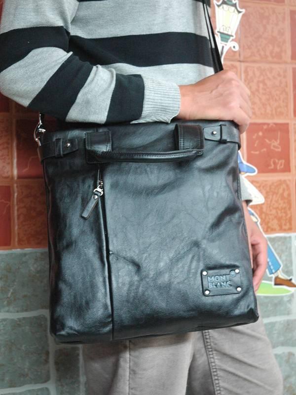 Túi xách da đựng iPad Mont Blanc - Kiểu 12 1
