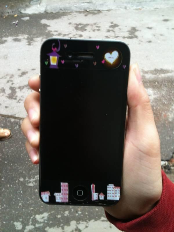 Dán màn hình, lưng skin 3d cho iPhone 4 / 4S 4