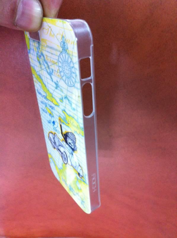 Ốp lưng iPhone 5 Rock Mr Rock - hàng chính hãng 8