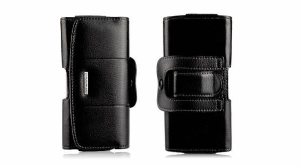 Bao da iPhone 5 đeo thắt lưng Nuoku Hero Series 1