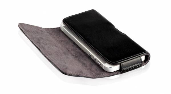 Bao da iPhone 5 đeo thắt lưng Nuoku Hero Series 4