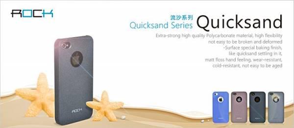 Ốp lưng Sony Xperia Go ST27i Rock QuickSand 1