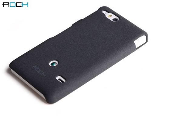 Ốp lưng Sony Xperia Go ST27i Rock QuickSand 2
