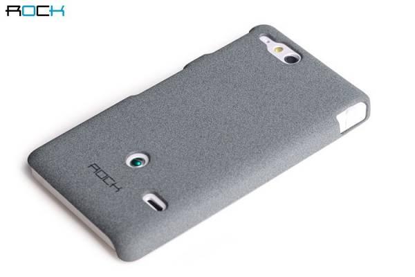 Ốp lưng Sony Xperia Go ST27i Rock QuickSand 3