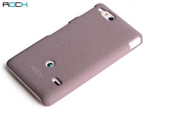 Ốp lưng Sony Xperia Go ST27i Rock QuickSand 4