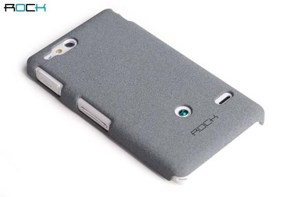 Ốp lưng Sony Xperia Go ST27i Rock QuickSand 5