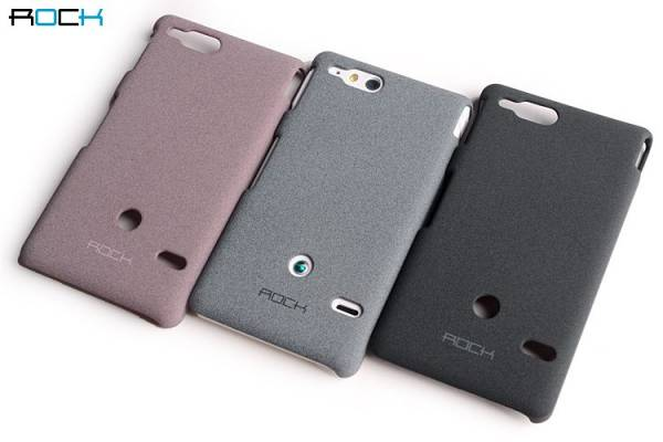 Ốp lưng Sony Xperia Go ST27i Rock QuickSand 6
