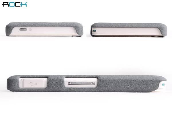Ốp lưng Sony Xperia Go ST27i Rock QuickSand 7
