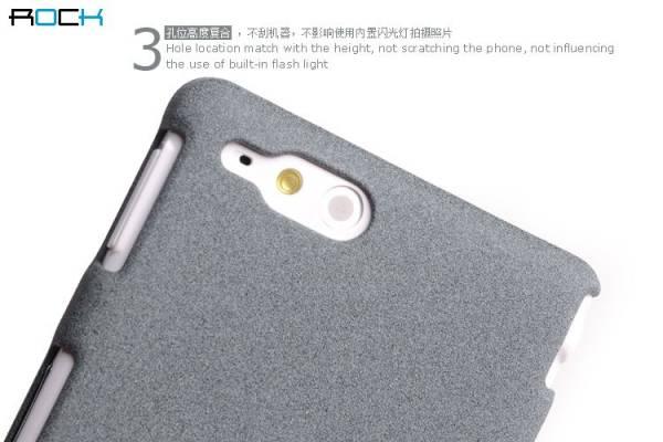 Ốp lưng Sony Xperia Go ST27i Rock QuickSand 10