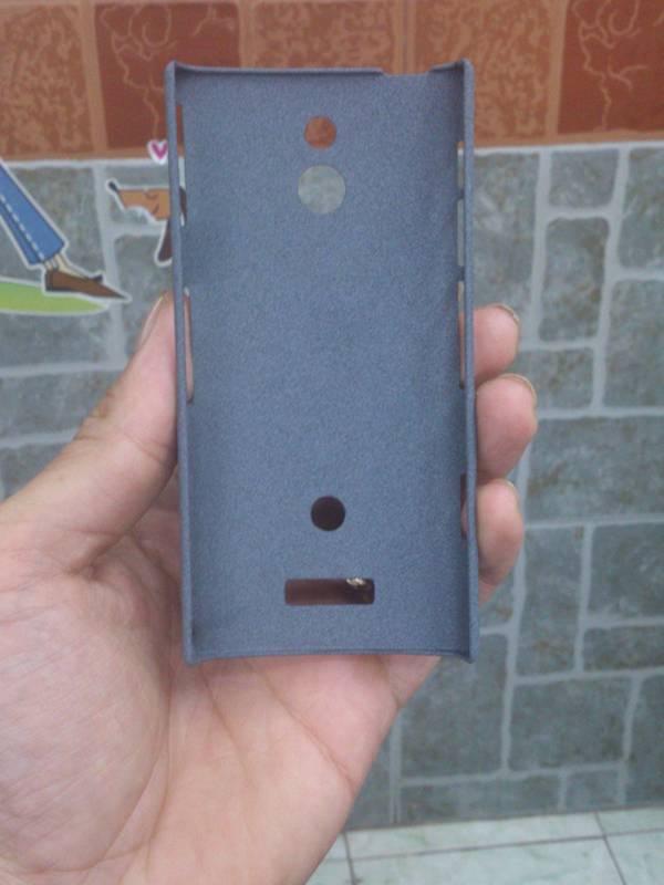 Ốp lưng Sony Xperia P Lt22i Rock QuickSand 1