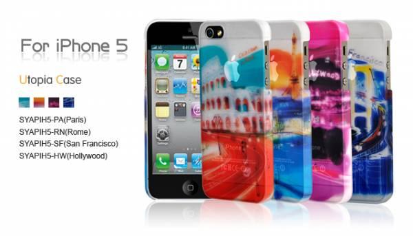 Ốp lưng iPhone 5 Baseus Romance Case 1