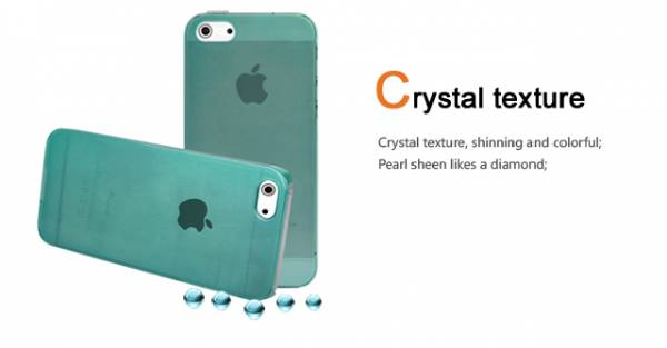Ốp lưng iPhone 5 Baseus Crystal Case 2