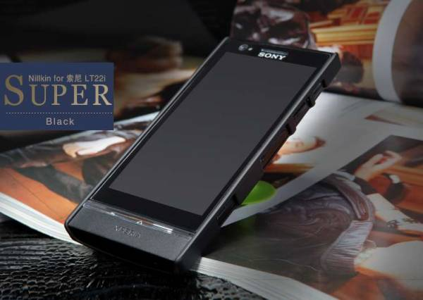 Ốp lưng Sony Xperia P Lt22i Nillkin 2