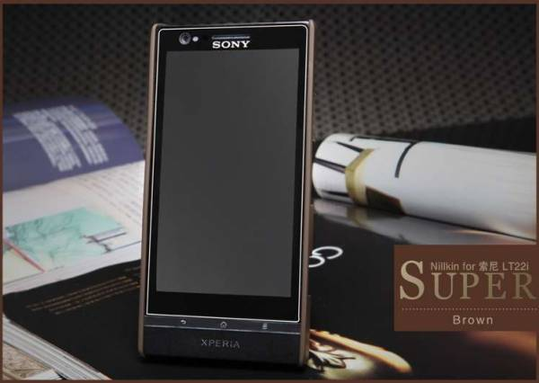 Ốp lưng Sony Xperia P Lt22i Nillkin 6