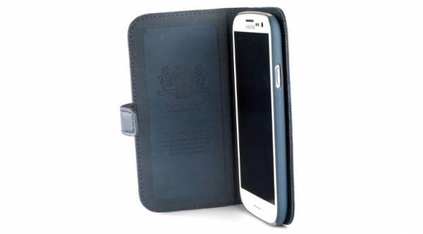 Bao da Samsung Galaxy S3 i9300 mở ngang Nuoku book 5