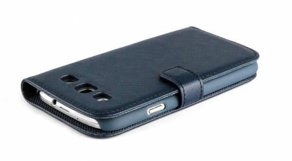 Bao da Samsung Galaxy S3 i9300 mở ngang Nuoku book 6