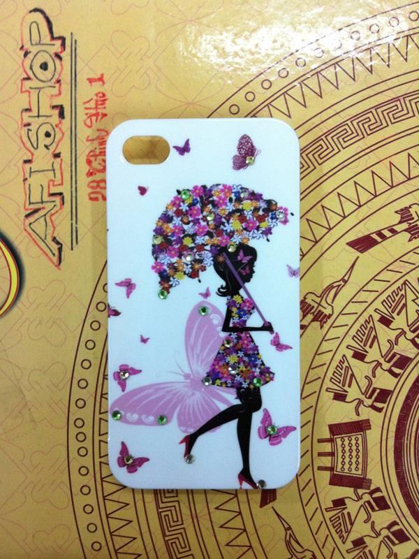 Ốp lưng thời trang  teen iPhone 4 / 4S Fashion 2