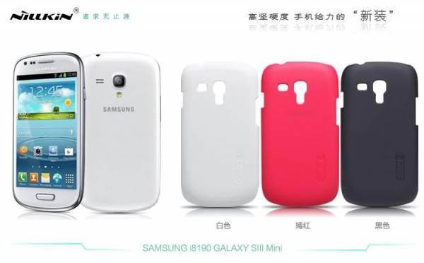Ốp lưng Samsung Galaxy S3 Mini i8190 Nillkin 4