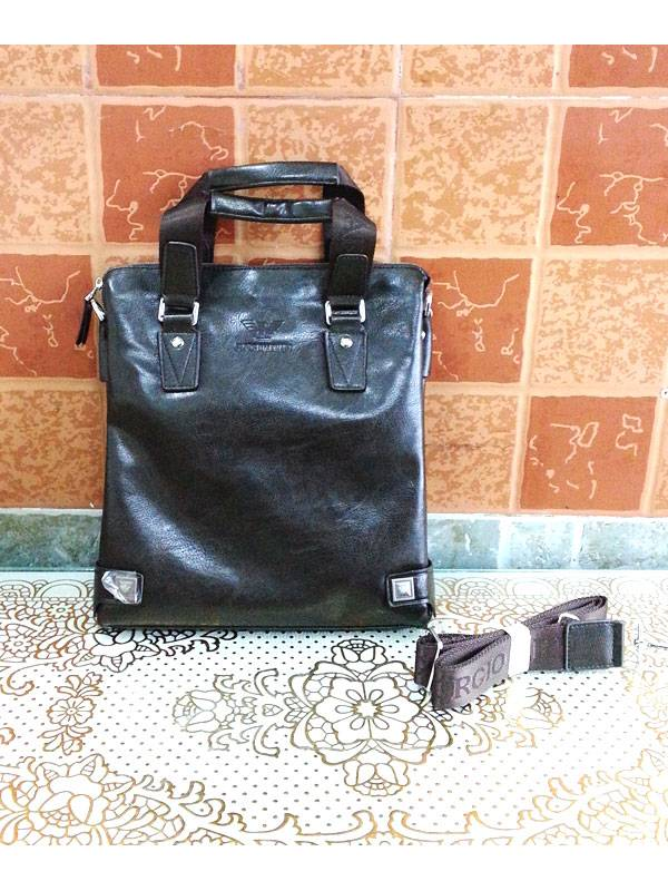Túi xách da đựng iPad Giorgio Armani - Kiểu 9 1