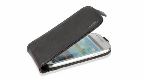 Bao da Samsung Galaxy S3 mini Nuoku Cradle 5