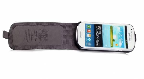 Bao da Samsung Galaxy S3 mini Nuoku Cradle 6
