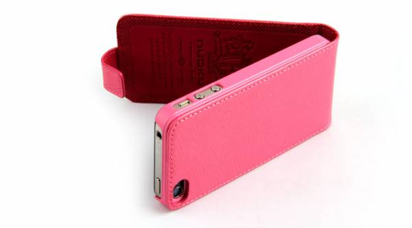 Bao da iPhone 4 Nuoku FLIP Stylish 6