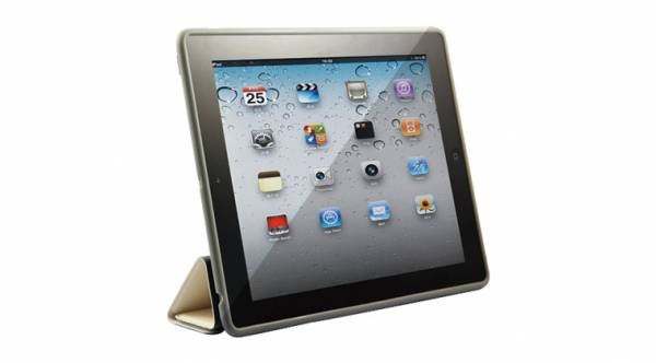 Bao da iPad 4, iPad 3 Nuoku FIT Ultra-slim 5