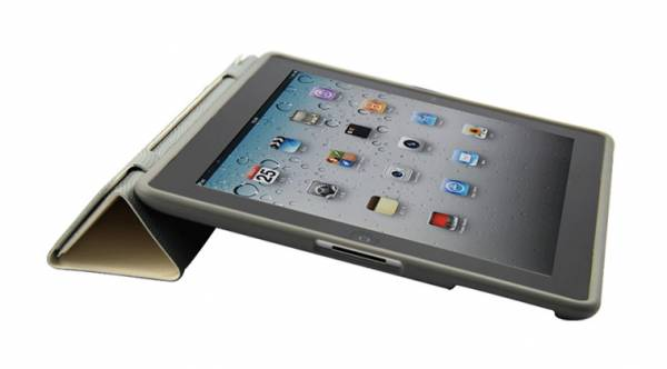 Bao da iPad 4, iPad 3 Nuoku FIT Ultra-slim 6