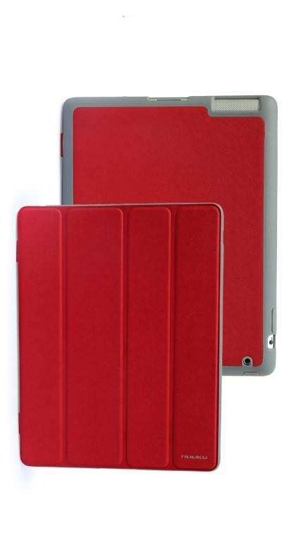 Bao da iPad 4, iPad 3 Nuoku FIT Ultra-slim 8