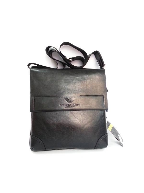 Túi xách da đựng iPad Giorgio Armani kiểu 16 1