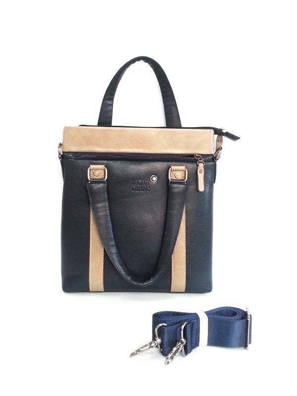 Túi xách da đựng iPad Mont Blanc kiểu 15 1