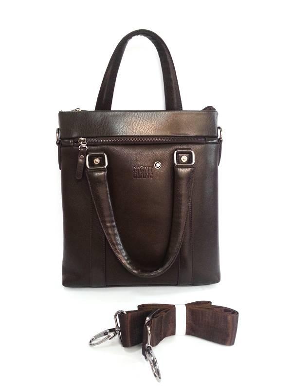 Túi xách da đựng iPad Mont Blanc kiểu 15 2