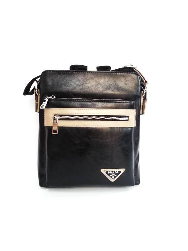 Túi xách da đựng iPad Prada kiểu 2 1