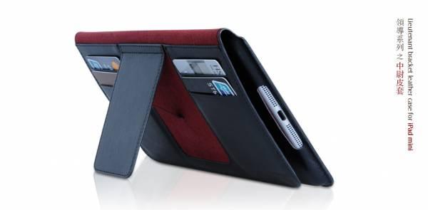 Bao da iPad Mini Borofone Lieutenant Bracket 10